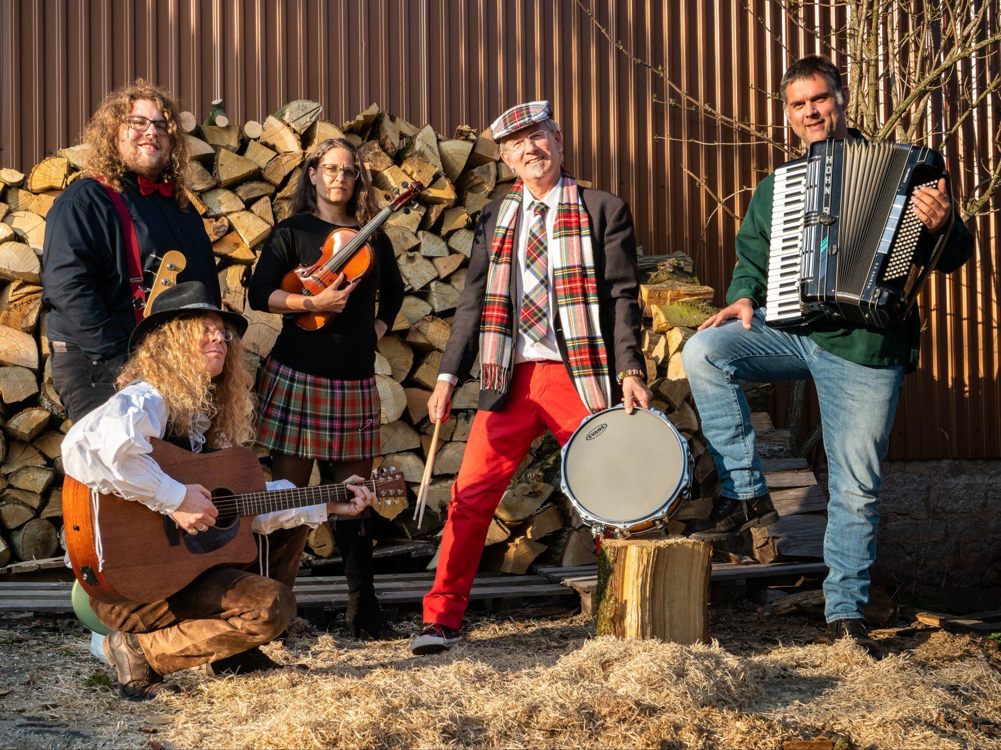 Aurelia Folkrock Band
