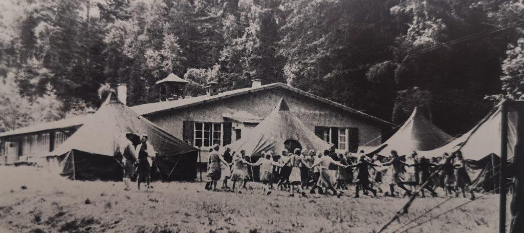 Waldheim im Jahre 1949