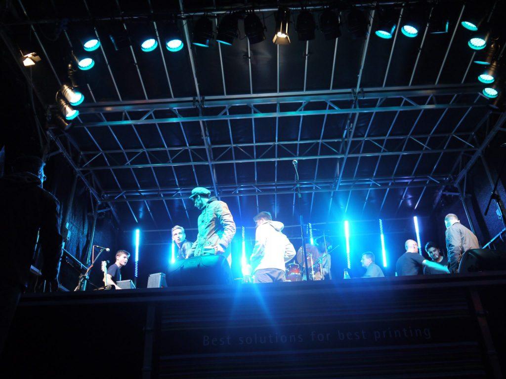WaldHaus-Bühne