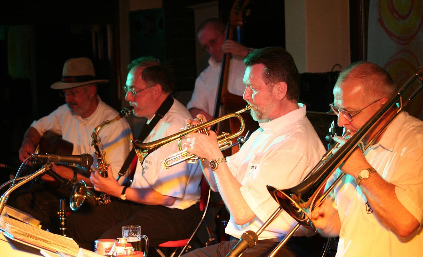 Feetwarmers Jazzband