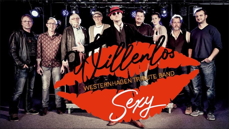 Willenlos Sexy - Westernhagen Tribute Band